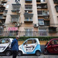السيارات الكهربائية في الصين