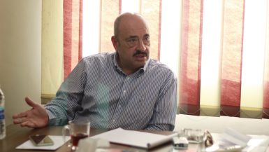 علاء السقطى ؛ علاء السقطي ؛ رئيس اتحاد المشروعات الصغيرة والمتوسطة