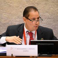 محمد عمران، رئيس الهيئة العامة للرقابة المالية