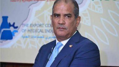 خالد الميقاتى رئيس جمعية المصدرين المصريين