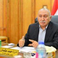 أحمد عثمان رئيس الغرفة التجارية بالإسماعيلية
