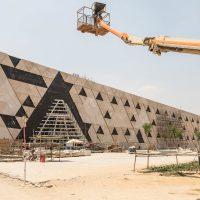 المتحف المصري الكبير؛ المتحف الكبير