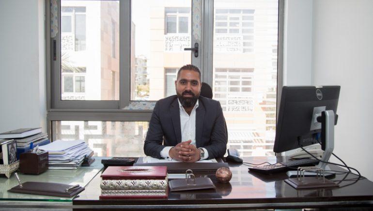 أندريا ميخائيل رئيس مجلس إدارة شركة ديماند للتطوير العقارى
