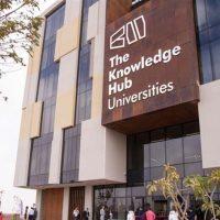 جامعات المعرفة الدولية