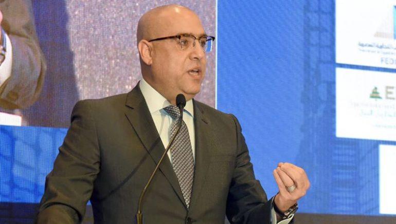 عاصم الجزار ؛ مؤتمر مدن المستقبل