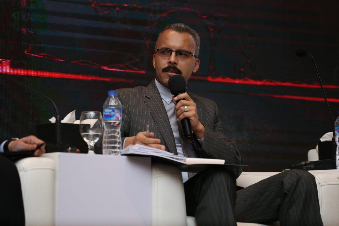أشرف عادل رئيس إدارة شكاوى السيارات بجهاز حماية المستهلك