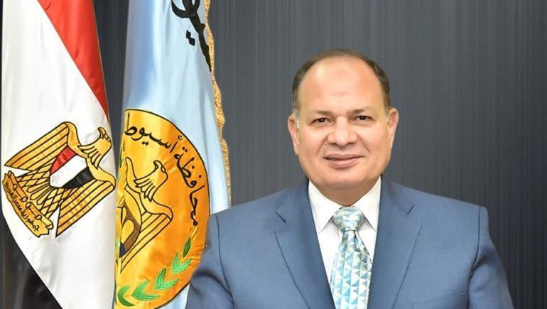 محافظ أسيوط عصام سعد