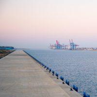 ميناء شرق بورسعيد