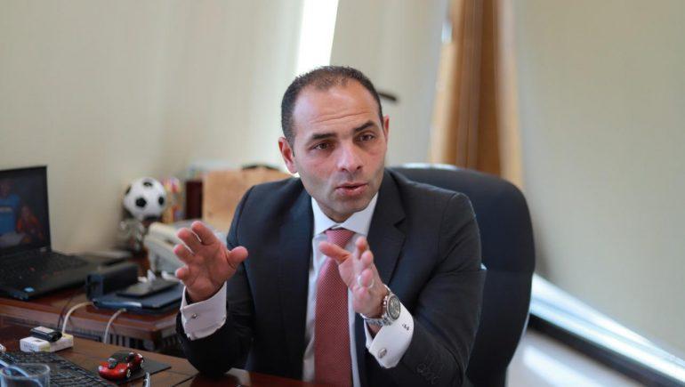 أحمد أبو السعد ؛ شركة أزيموت ؛ ازيموت ؛ احمد ابو السعد