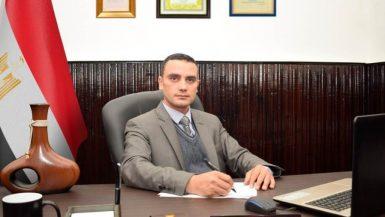 أسامة الرفاعي عضو مجلس إدارة الغرفة التجارية بمحافظة الجيزة ؛ شعبة المخابز