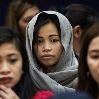 الفلبين ؛ العمالة الفلبينية في الشرق الأوسط
