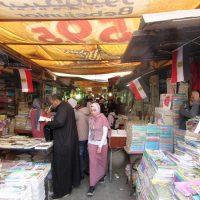 الكتب ؛ الورق ؛ المكتبات ؛ مكتبات ؛ المطبوعات ؛ الطباعة ؛ سور الأزبكية