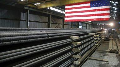 صناعة الصلب الأمريكية ؛ الولايات المتحدة الأمريكية ؛ الاقتصاد الأمريكى ؛ الصناعة الأمريكية