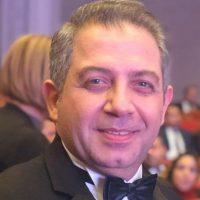حسام صادق - المدير التنفيذى للتأمين الصحى الشامل