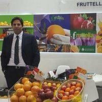 أحمد سرحان ؛ شركة فروتيلا للصناعات الغذائية