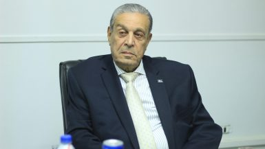 حسن الشافعى رئيس لجنة المشروعات الصغيرة بجمعية رجال الأعمال