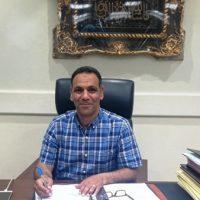 عماد مندور رئيس جهاز مدينة بدر