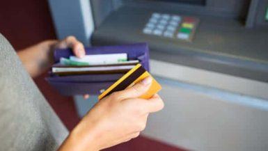 بطاقات الائتمان ؛ البطاقات الائتمانية
