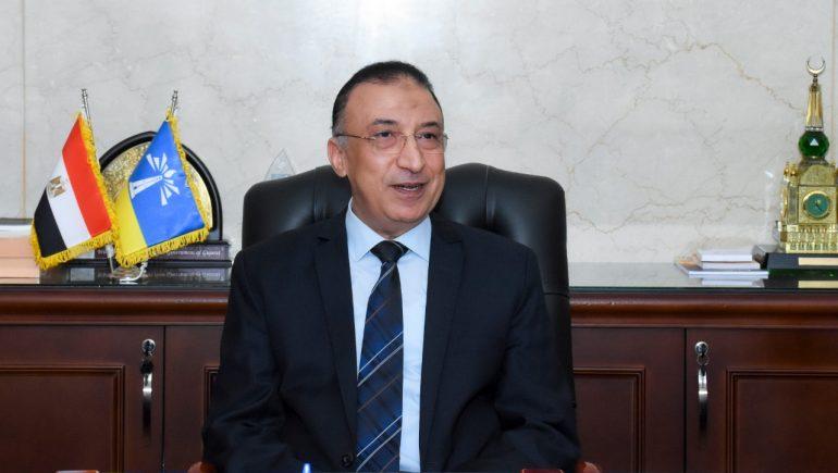 محمد الشريف، محافظ الإسكندرية
