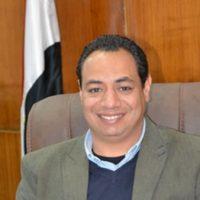 محمد مصطفى رئيس جهاز مدينة المنيا الجديدة