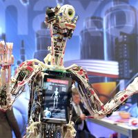 صناعة الروبوتات