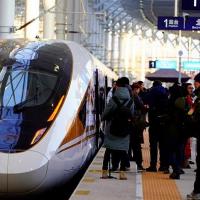 السكك الحديدية الصينية