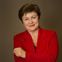 كريستينا جورجيفا رئيس صندوق النقد الدولى