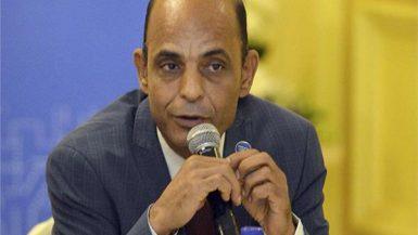 ياسر السقا رئيس اتحاد جمعيات المشروعات الصغيرة والمتوسطة