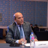 أحمد الطيبى ؛ ذا لاند للتطوير