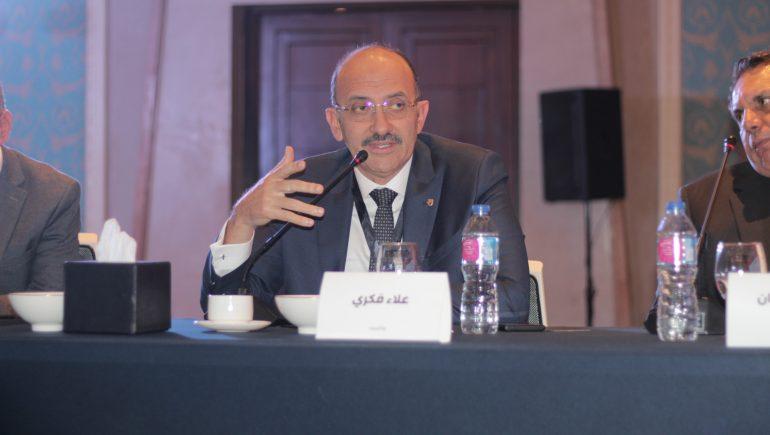علاء فكرى ؛ رئيس مجلس إدارة شركة بيتا إيجيبت للتنمية العمرانية