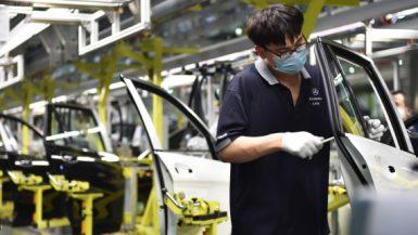 الصناعات التحويلية في الصين ؛ الصتاعة الصينية ؛ الاقتصاد الصينى