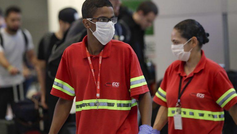 البرازيل ؛ فيروس كورونا