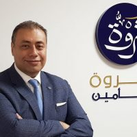 أحمد خليفة العضو المنتدب ل ثروة للتأمين