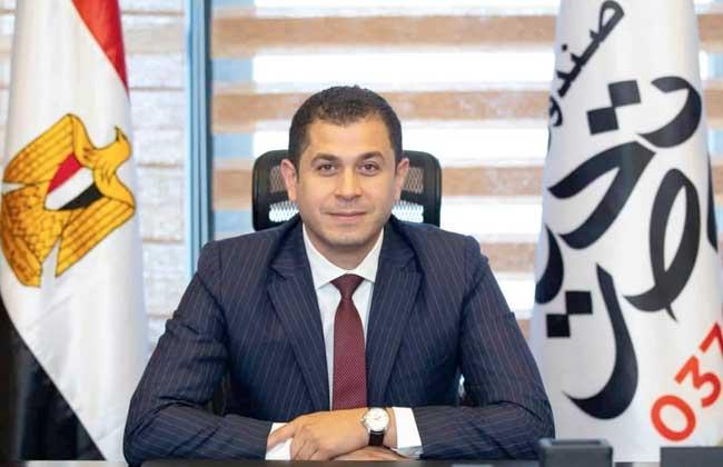 تامر عبد الفتاح القائم بأعمال المدير التنفيذي ل صندوق تحيا مصر