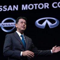 ماكوتو أوشيدا الرئيس التنفيذى لشركة نيسان موتور