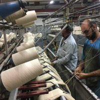 مصانع المحلة الكبرى ؛ الغزل والنسيج