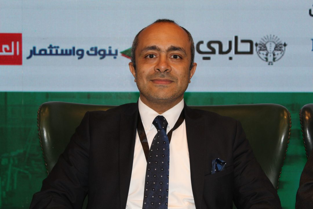 عمرو الألفى رئيس وحدة البحوث بشركة شعاع لتداول الأوراق