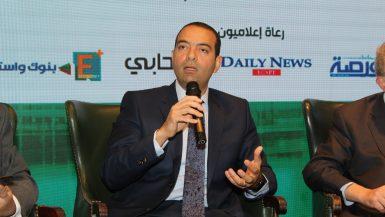 أيمن سليمان الرئيس التنفيذى ل صندوق مصر السيادى