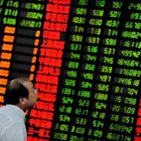 سوق الأسهم الصيني