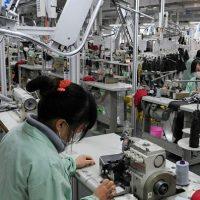 الناتج الصناعي في الصين