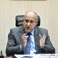 عمرو إسماعيل رئيس هيئة الموانئ البرية والجافة
