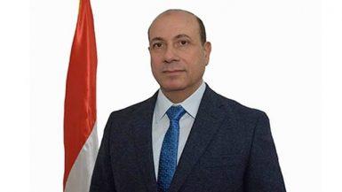 محمود نصار رئيس الجهاز المركزى للتعمير
