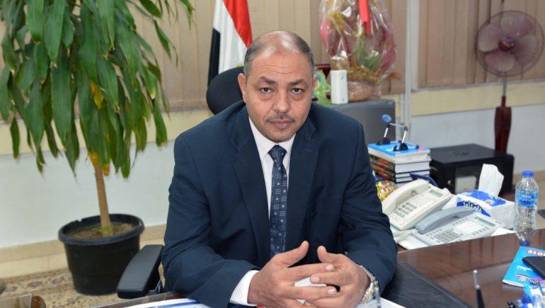 مصطفى سعيد رئيس جهاز مدينة طيبة الجديدة