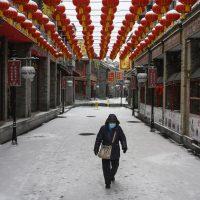 الصين ؛ فيروس كورونا