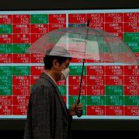 الاقتصاد العالمى ؛ فيروس كورونا ؛ بورصة طوكيو