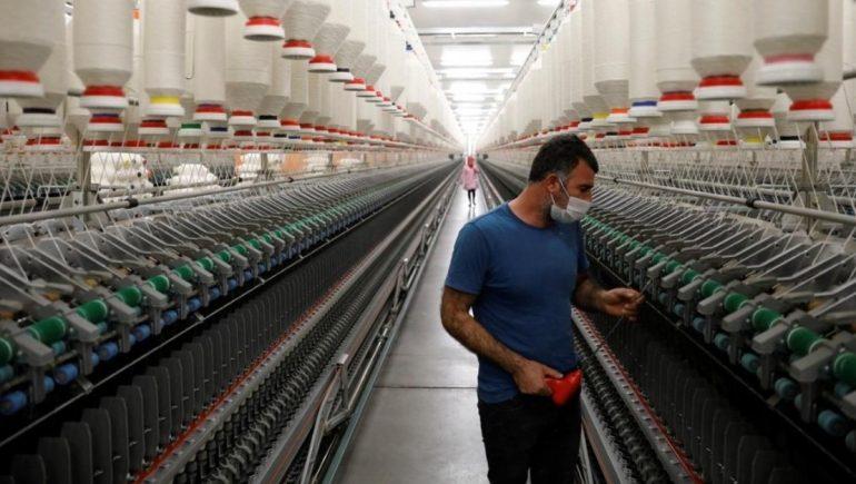 الصناعة ؛ المصانع ؛ الغزل والنسيج ؛ فيروس كورونا