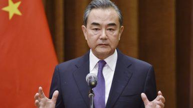 وزير الخارجية الصينى