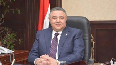 اللواء عمرو حنفي محافظ البحر الاحمر