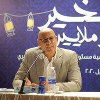 محمد شلباية رئيس مجلس إدارة مجموعة بيبسيكو مصر