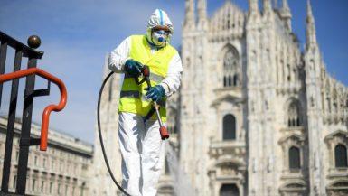 """أيام """"صعبة"""" تنتظر الأوروبيين بعد الإغلاق ؛ أوروبا ؛ إيطاليا ؛ فيروس كورونا"""
